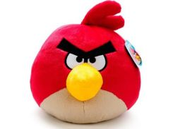 """Angry Birds 5"""" Red Bird with sound"""