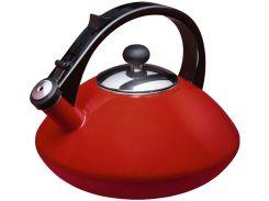 88601, Чайник Granchio Red 2,5 л