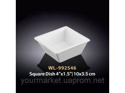 WL-992546, Емкость для закуски Wilmax 10х3,5 см