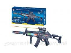 Автомат муз.батар AK-90E (48шт/2) свет,звук, в коробке