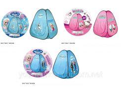 "Палатка A999-205/209/210 ""Холодное сердце""/""Hello Kitty"" в сумке 3в.39*39*60 /36/"
