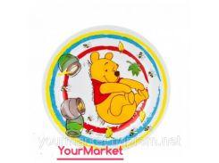 Lum.Disney Winnie the Pooh.Тарілка десертна кругла 19см