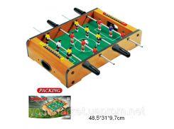 Футбол деревян. ZC1015A (12шт) в кор. 49*50*10см
