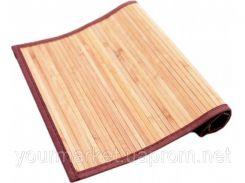 95-110-005, Подставка бамбуковая под гарячее Helfer 45x30 см