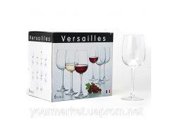 Набір келихів для вина  Luminarc Versailles 360 мл 6 пр