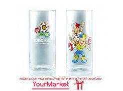 Набор стаканов высок. Luminarc EURO 2012 Mascots 300 мл 2 пр 65204