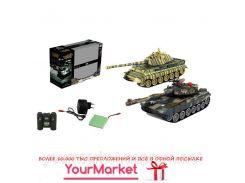 Танковый бой аккум р/у 99821 (8шт/2) в коробке 41,5*13,5*32см