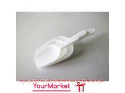 Совок для сыпучих 22 см пластик 18468-22VT