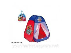 """Палатка 817S """"Paw Patrol"""" в сумке 90*80*80 /24/"""