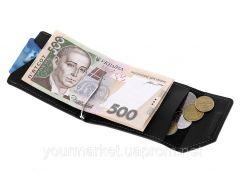 Зажим для денег Soldi, черный,120110GP