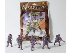 Гвардійці Битви Fantasy набір воїнів (з гнучкого пластику), арт. 007768, Технолог