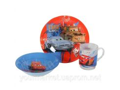 Набор для детей Luminarc Disney Cars-2 3 пр