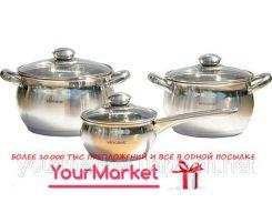 Набор посуды Vincent 6 пр VC-3029