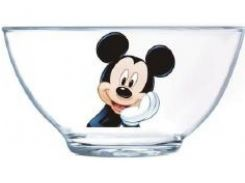 Салатник Luminarc Disney Colors Mickey на ножке 13 см H9231