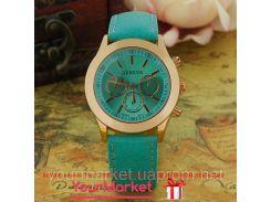 Красивые женские кварцевые часы Geneva Roman