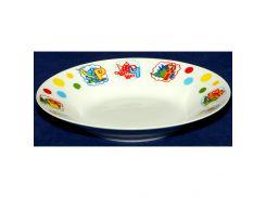 Тарелка суповая Азбука 17171VT