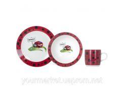 Набор для детей Limited Ladybird 3 пр, C147