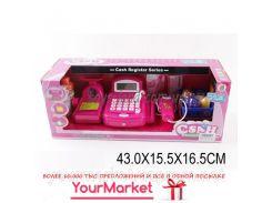 Кассовый аппарат 8088B-2(1451589)(16шт/2) батар, свет/зв.,кальк.,скан,ве,продук, в кор.43*15,5*6,5с