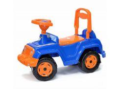 Автомобіль для прогулянок 4х4 (синій), арт. 549СИН, Орион