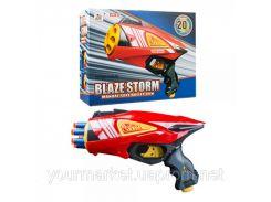 Бластер 7038  стреляет поролон.снарядами, в кор.