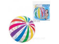 Мяч надувн. 59065 6-ти цветн.(3+ лет) 107см