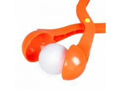 Снежколеп маленький оранжевый