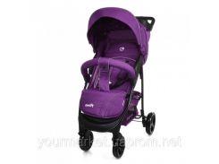 Коляска прогулочная BABYCARE Swift BC-11201 Purple в льне /1/ MOQ