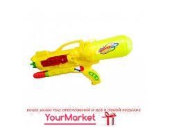 Водный пистолет 068-1  с насосом, в пакете