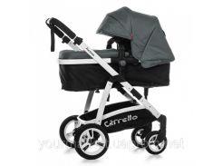 Коляска прогулочная CARRELLO Fortuna CRL-9001 Shade Grey 2в1 c матрасом /1/ MOQ