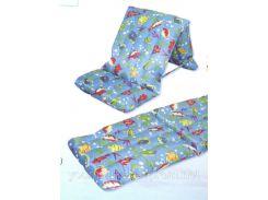 Надувной матрас Cliff 95602 ткань