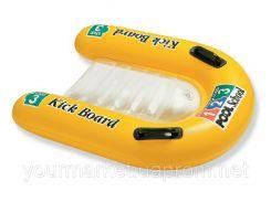 Плот  для плавания надувной 81*76см,58167