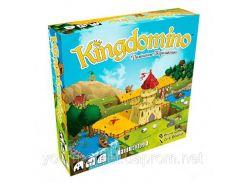 Настольная игра 'Kingdomino. Доміношне королівство';8+