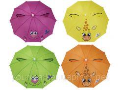 """Зонт """" CEL-277  , 4 вида, в пакете,42 см"""