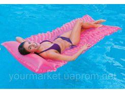Матрас пляжный надувной 229*86см, Intex  58807