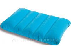 Подушка надувная 43*28*9см Intex  68676