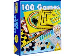 Набор настольных игр '100 в 1';6+