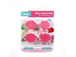 Формочки оттиски для печенья Qlux MIX,L-00553