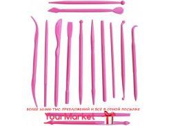 Набор ножей для мастики Empire 14 пр 8629