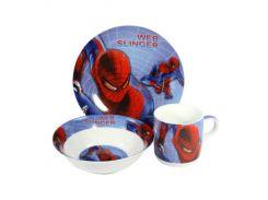 Набор для детей 3 пр Человек-паук 272906