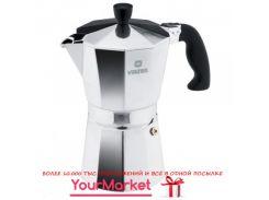VZ 89386, Гейзерная кофеварка 6 чаш. Vinzer