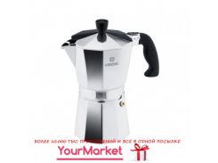 VZ 89387, Гейзерная кофеварка на 9 чашек Vinzer алюм.