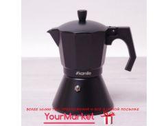 Гейзерная кофеварка на 9 чашек Kamille 450 мл индукция, K 2513