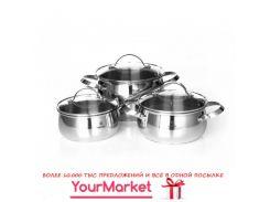 Набор посуды Vinzer Culinaire 6 пр VZ 89030