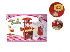 """Набор игровой """"Кухня"""" TY8018R  свет,звук,газ.плита,мойка/вода,набор посуды."""