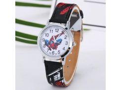 Часы кварцевые детские Человек Паук 9745