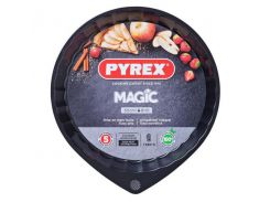 Форма круглая волнистым краем 30 см Pyrex Magic MG30BN6