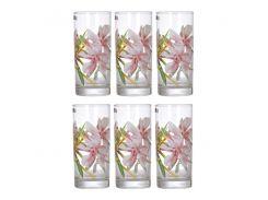 Набор стаканов высоких Freesia 270 мл 6 пр Luminarc (Е)N0775/G8280