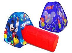 Палатка D-3304  Mickey Mouse 45*100 см в коробке