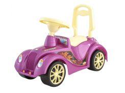 Машинка для катання РЕТРО рожева