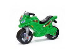 МОТОЦИКЛ 2-х колісний зелений